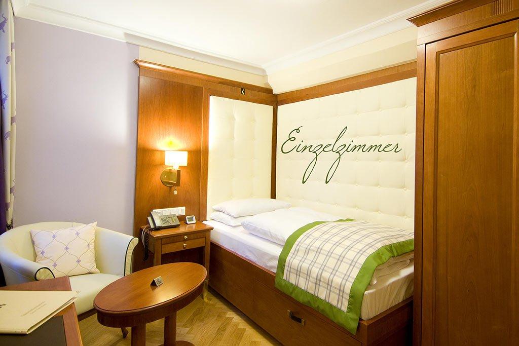 Hotel Elefant Einzelzimmer